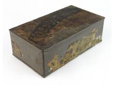 482b45c64acc Antik Koestlin-keks kekszes pléh doboz